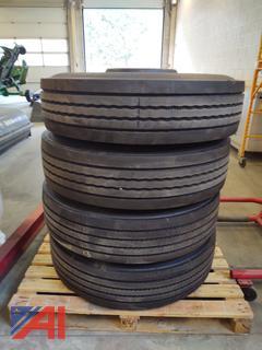 School Bus (Steer) Tires