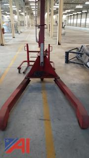 Blacksmith Mobile Engine Crane
