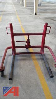 Hydraulic Tire Dolly