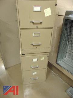 Legal Two Drawer Filing Cabinets