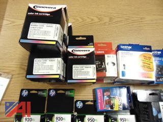 Multiple Ink Jet Cartridges