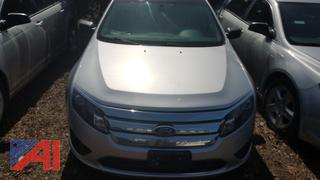 2011 Ford Fusion 4DSD