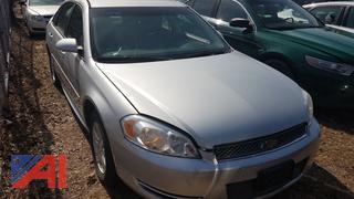 2012 Chevy Impala 4DSD