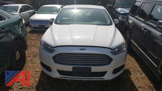 2013 Ford Fusion 4DSD