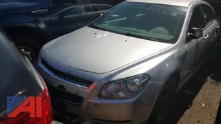2009 Chevy Malibu 4DSD