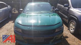 2015 Dodge Charger 4DSD/Police Vehicle