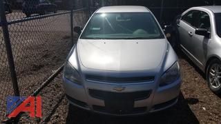 2010 Chevy Malibu 4DSD