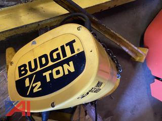 Budgit Electric Chain Hoist