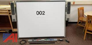 Smart Board with Speakers
