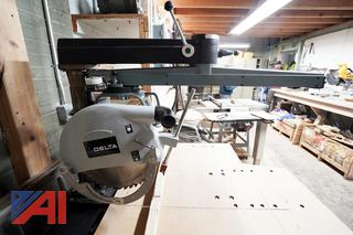 Delta Long Arm Radial Saw
