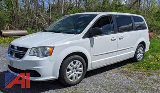2014 Dodge Grand Caravan Mini Van