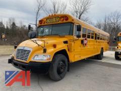 2013 Blue Bird Vision School Bus