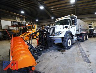2012 International/Workstar 7600 Dump Truck with Plow & Spreader/36