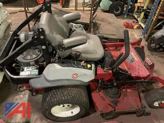 "Exmark 60"" Rider Mower"
