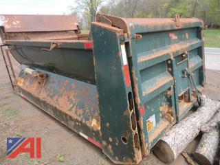 Viking Proline II 13' Steel Dump Box