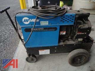 Miller Bob Cat AC/DC Welder Generator