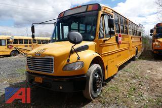 (#2909) 2009 Freightliner B2B School Bus