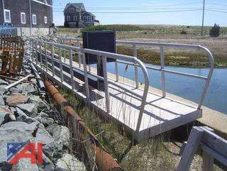Gangway Aluminum 30' Walkway