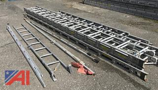 Various Size Ground Ladders