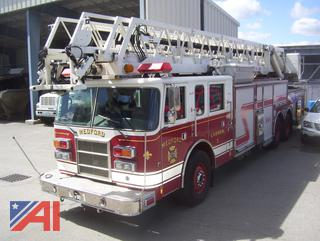 2000 Pierce Dash 100' Aerial Platform Truck