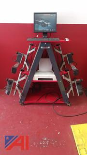 CEMB DWA Wheel Alignment Computer and (4) Cameras
