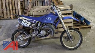 2008 Yamaha 85cc Dirt Bike