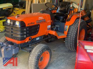 2006 Kubota 7800 Tractor