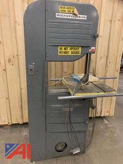 Delta-Rockwell Band Saw