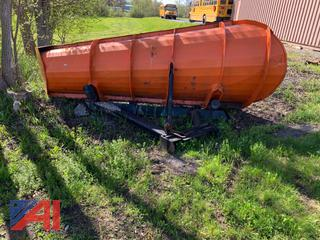 11' Viking County Plow and Wing