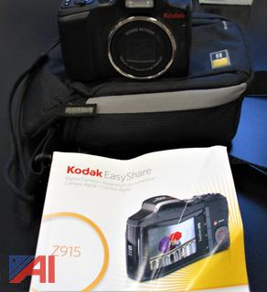 Kodak Easyshare 2915 Camera with Carry Case