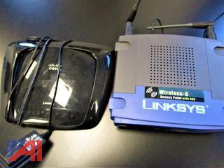 Linksys Cisco Wireless-N Broadband Router
