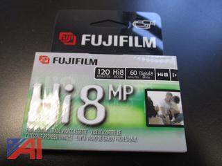Fuji Hi8MP Video Cassette