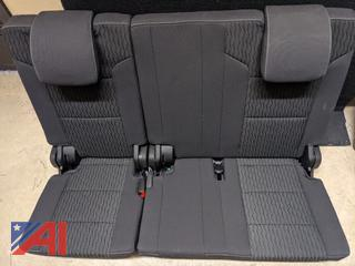 Back Seat & Center Console