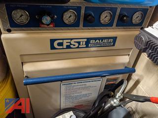 American Airworks Cascade System CFS Bauer Compressor