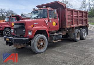 1992 Ford LT9000 Dump Truck