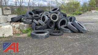 Various Take-Off Tires