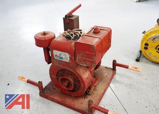 "Hale High Pressure Portable 2 1/2"" Pump"