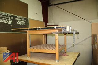 Woodworking Tables