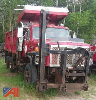 1998 International 2674 Dump Truck with Plow and Wing