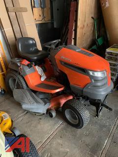 "Husqvarna 2748 GLS 48"" Riding Mower"