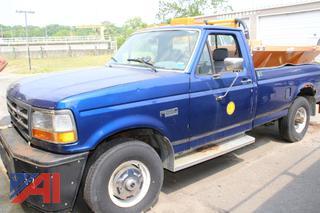 1997 Ford F250 F250 Pickup