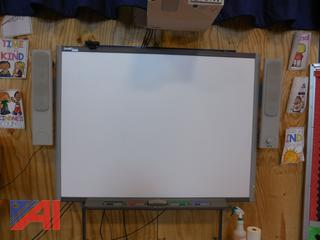 Assorted Smart Boards and Projectors