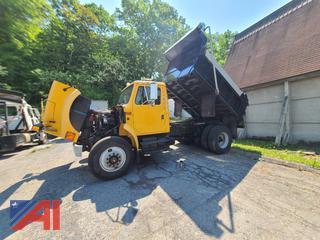 (#16) 1999 International 4900 Dump Truck