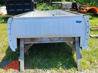 (#29) 2004 Chevy Dually Truck Bed-White