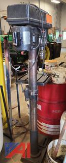 """(#1) Craftsman 17"""" Floor Standing Drill"""