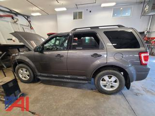 (#4) 2012 Ford Escape XLT SUV