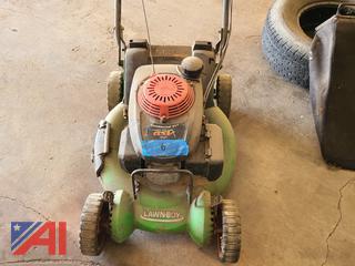 "(#6) Lawnboy 21"" Commercial Push Mower, Model #22270"
