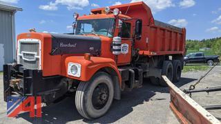 1973 Brockway 10 Wheeler Dump Truck