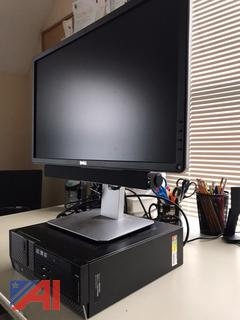 Dell OptiPlex 3020 with Monitor