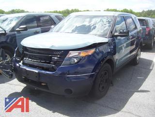 2014 Ford Explorer SUV